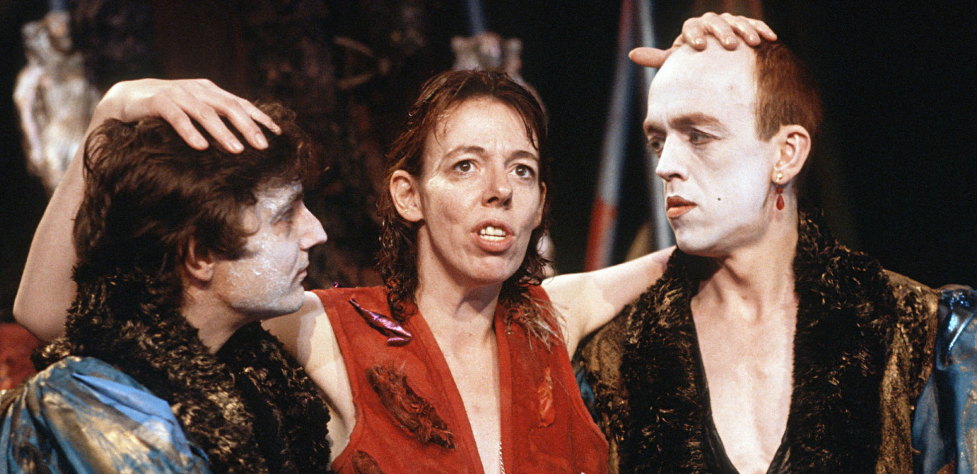 Hamlet (1987), photo by Donald Cooper, www.photostage.co.uk