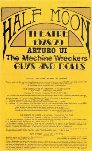 1978-79 Season Programme (1)
