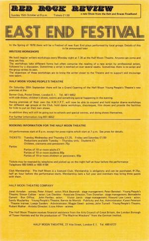 1978-79 Season Programme (2)