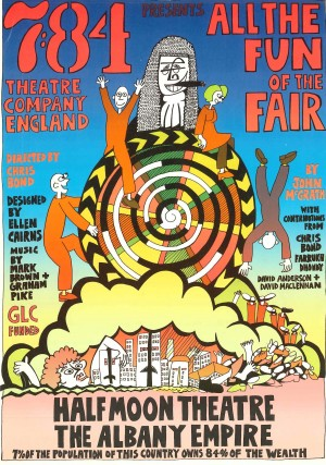 All the Fun of the Fair Flyer/Poster