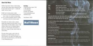 Blowback CD Programme - 4