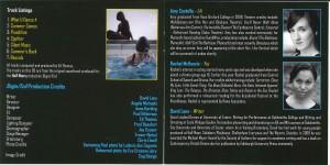 Begin/End CD Programme 2