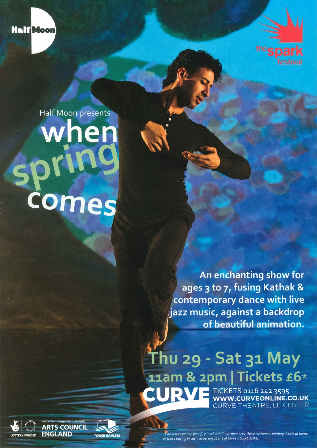 When Spring Comes - Poster