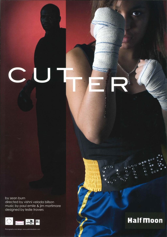 Cutter - Poster