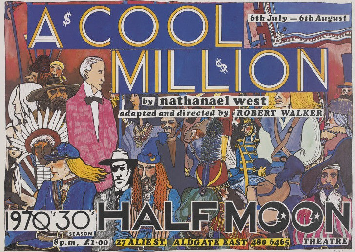 A Cool Million poster