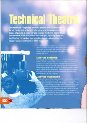 Careers in Theatre - Getting Ahead Brochure (11)