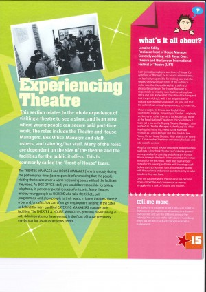 Careers in Theatre - Getting Ahead Brochure (14)