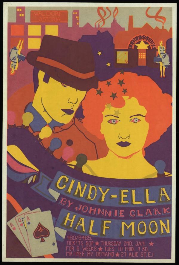 Cindy Ella Poster