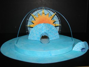 Igloo Hullabaloo - model box