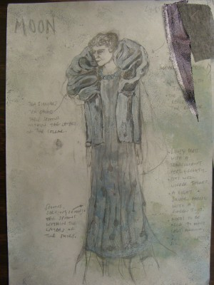 Moon and Genie, Costume Design (4)