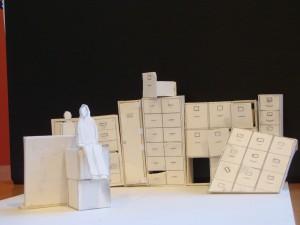 Begin/End - model box 1