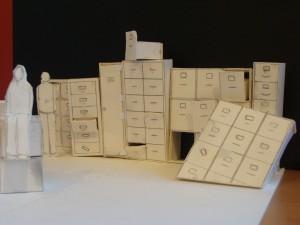 Begin/End - model box 2