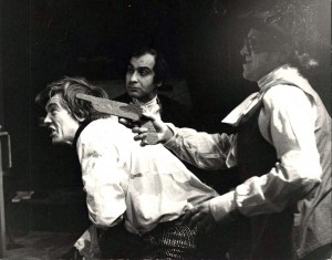 Maurice Colbourne, Ken Morley, Jeffrey Chiswick