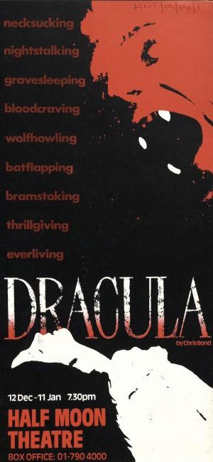 Dracula (1985) Poster