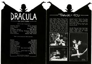 Dracula Programme - 1984 (2)