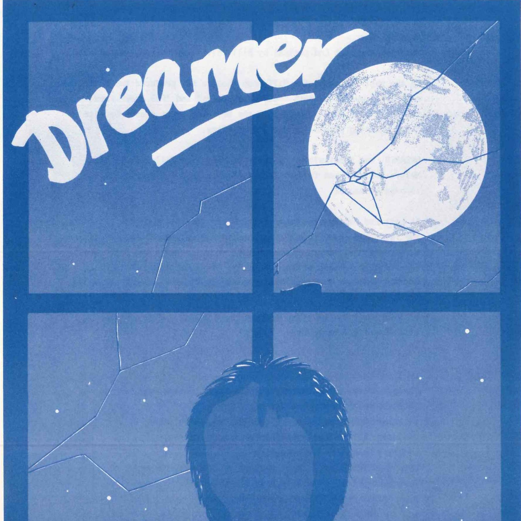 Dreamer - Flyer (Front)