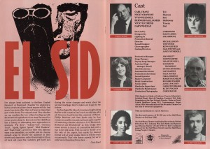 El Sid Programme (4)