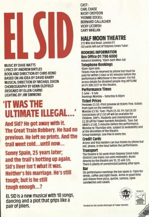 El Sid flyer (2)