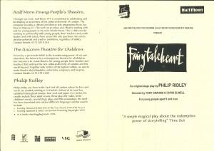Fairytaleheart Programme (1)