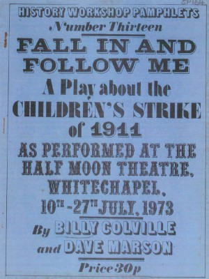Fall in and Follow Me programme (part) - 1973.07.10