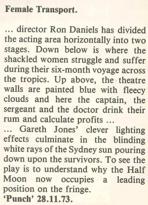 Punch review, 28 November 1973