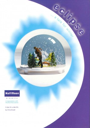 Eclipse: A Tale for Winter Flyer Image (Front)