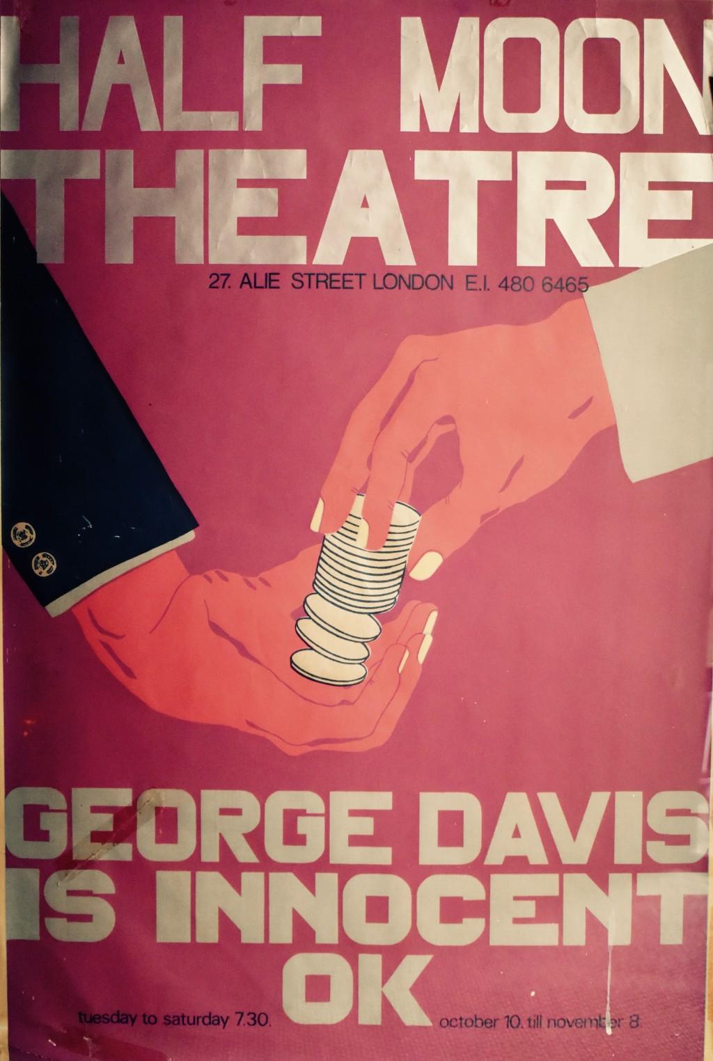George Davis is Innocent poster