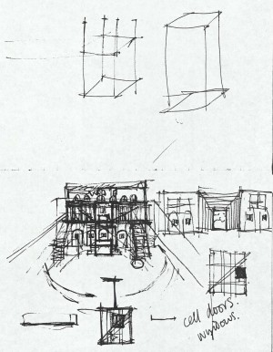 George Davis is Innocent OK design sketches (1)