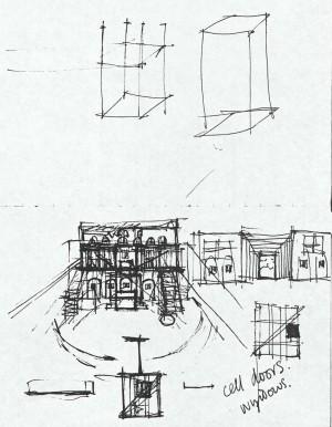George Davis is Innocent OK design sketches (1)