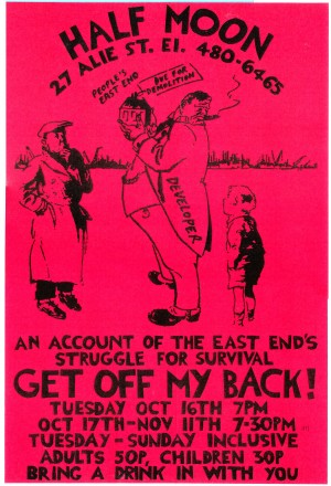 Get Off My Back - Poster