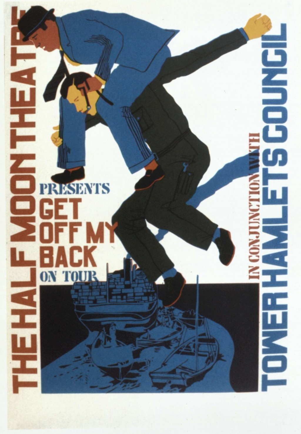 Get off my Back - Poster (Tour)