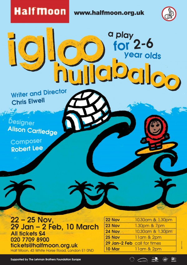 Igloo Hullabaloo Flyer Image