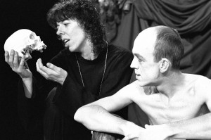 Hamlet (1987). Frances de la Tour, Andy de la Tour . Photo by Donald Cooper, www.photostage.co.uk