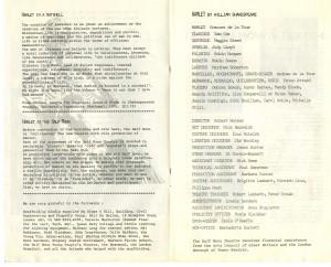 Hamlet Programme (3)
