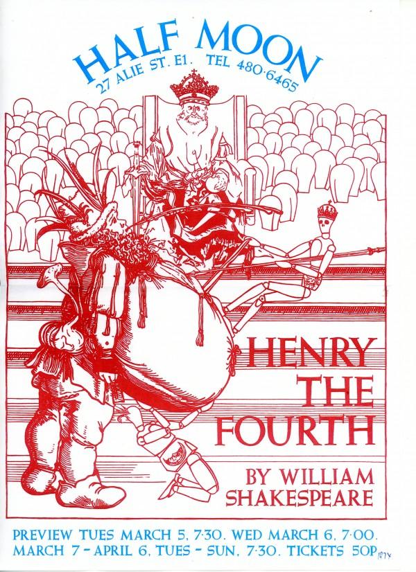 Henry IV - Poster