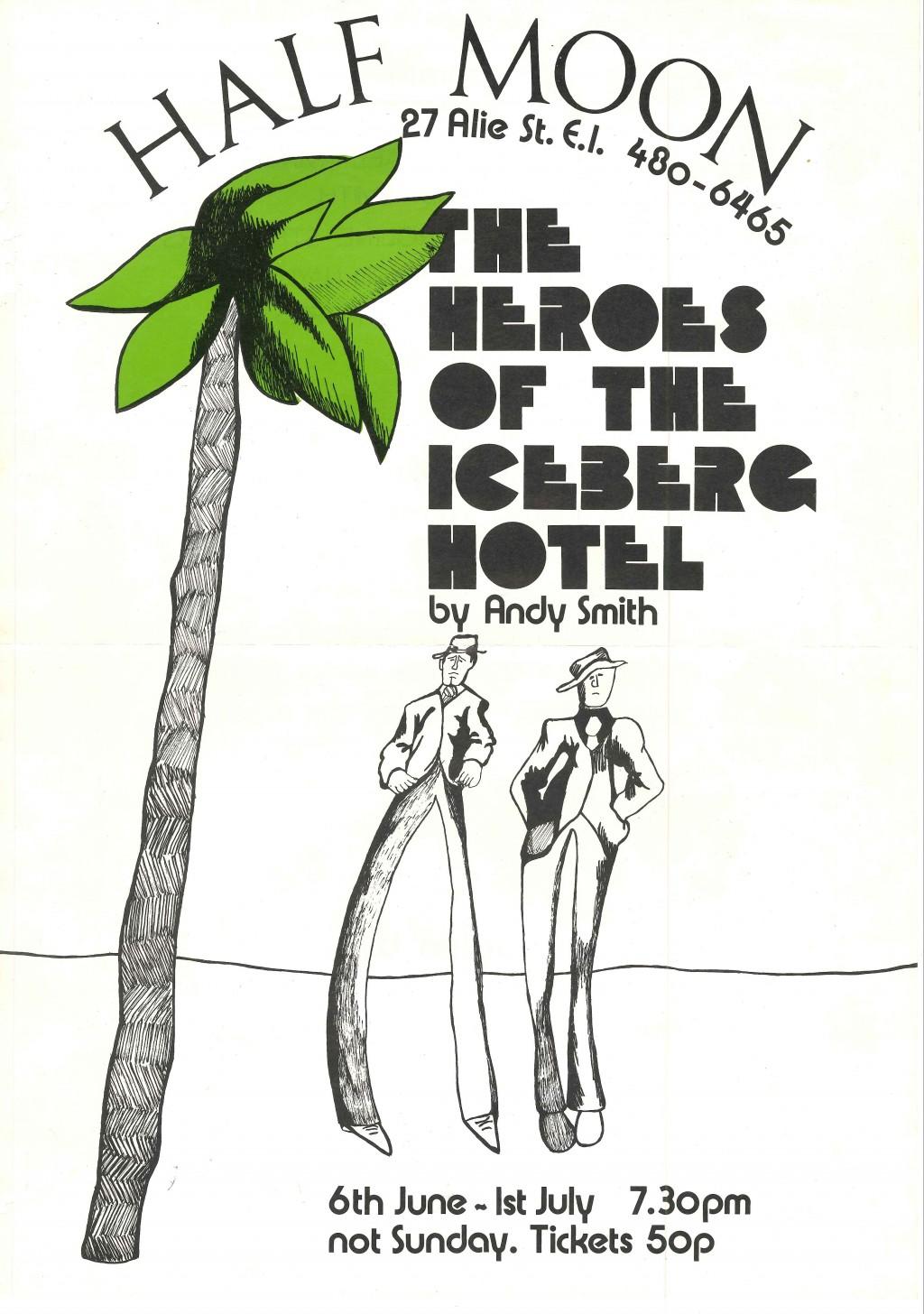 Hereos of the Iceberg Hotel