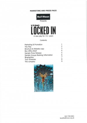 Locked In - Press and Marketing Pack 1