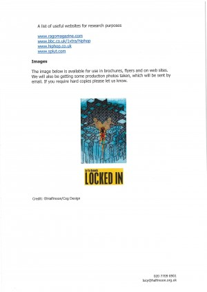 Locked In - Press and Marketing Pack 3