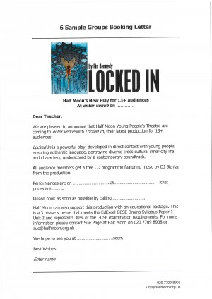 Locked In - Press and Marketing Pack 8