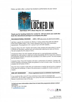 Locked In - Press and Marketing Pack 9