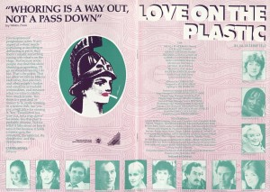 Love on the Plastic Programme (3)