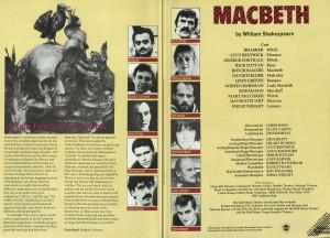 Macbeth Programme (3)