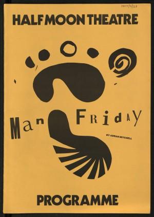 Man Friday Programme (1)