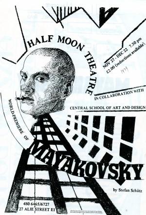 Mayakovsky - Flyer 2