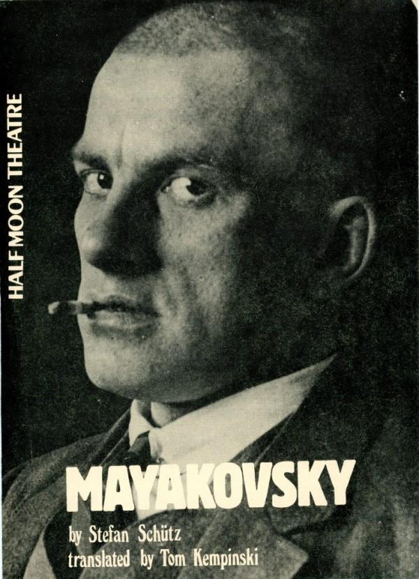 Mayakovsy - Flyer