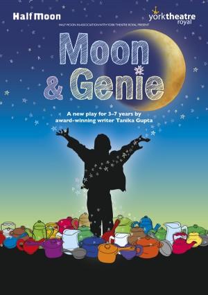 Moon & Genie Flyer Image