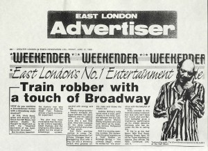 East London Advertiser, 17th June 1988
