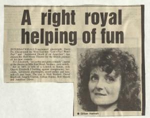 East London Advertiser, 24 October 1986