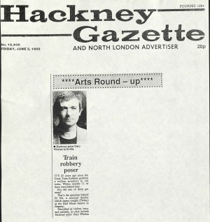 Hackney Gazette, 3 June 1988