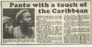 Hackney Gazette, 16 December 1986